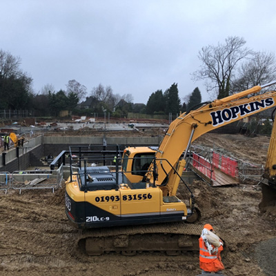 Hopkins Construction Specialist Groundworks